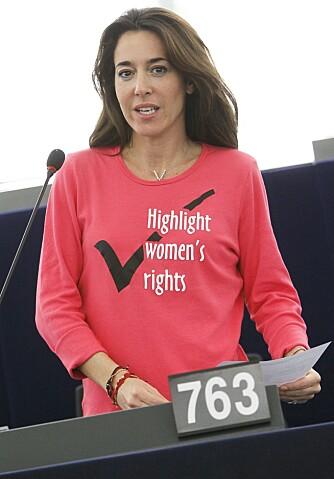 OM TIDEN I EU: - Hele tiden støttet jeg kvinners rettigheter, særlig de som velger å fortsette å jobbe etter de har fått barn.
