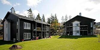På Øvreskogen i Oppegård garanterer utbygger å selge kjøpernes nåværende boliger til en avtalt pris.