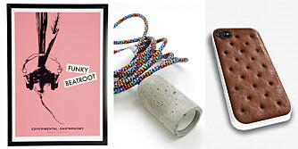 FREDFULL JULESHOPPING: Disse kule gavene kjøper du fra sofakroken hjemme.