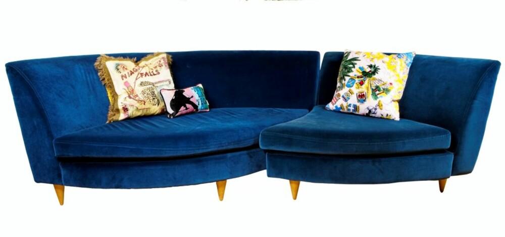 FAVORITT: Vibekes favorittmøbel, designet av Terence Conran.