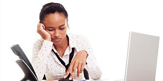 JOBBSKIFTE: Du blir aldri for gammel til å bytte jobb, mener karriereveilederne. ILLUSTRASJONSFOTO: Colourbox