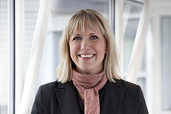 STUDERE I UTLANDET: Kommunikasjonsdirektør i Lånekassen, Anne-Berit Herstad.