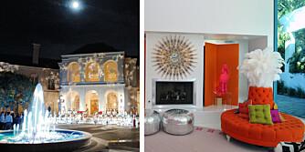 OM DU HAR RÅD: Her kan du bli fristet til å kjøpe deg noen av verdens dyreste - og flotteste - hjem.