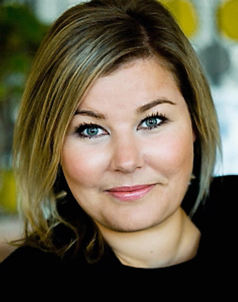 GRUNDER AV FERM LIVING: Trine Andersen finner inspirasjon til interiørkolleksjonene sine på nett.