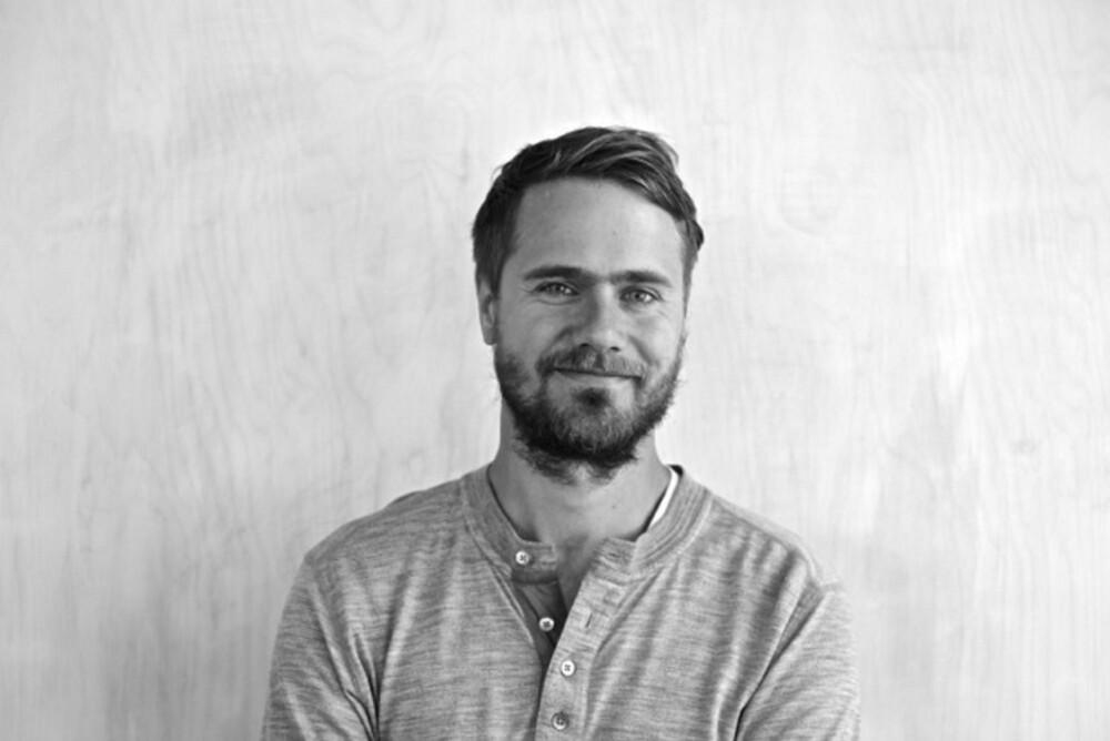 SPÅR FREMTIDEN: Anders Aakre er kreativ leder i kommunikasjonsbyrået Jimmy Royal.