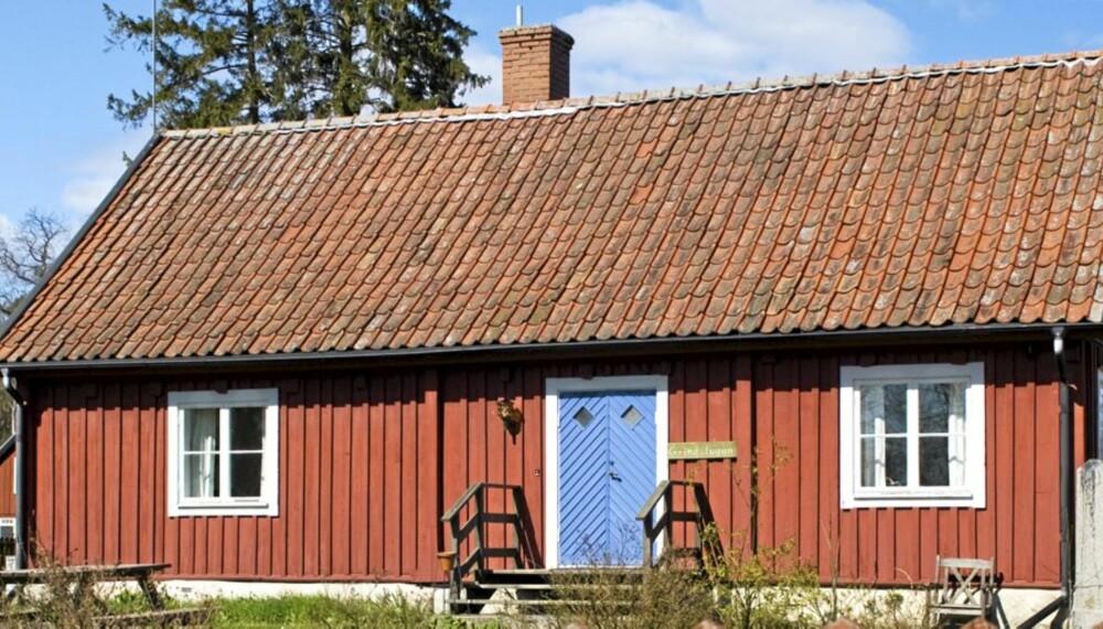 Hytte i Sverige