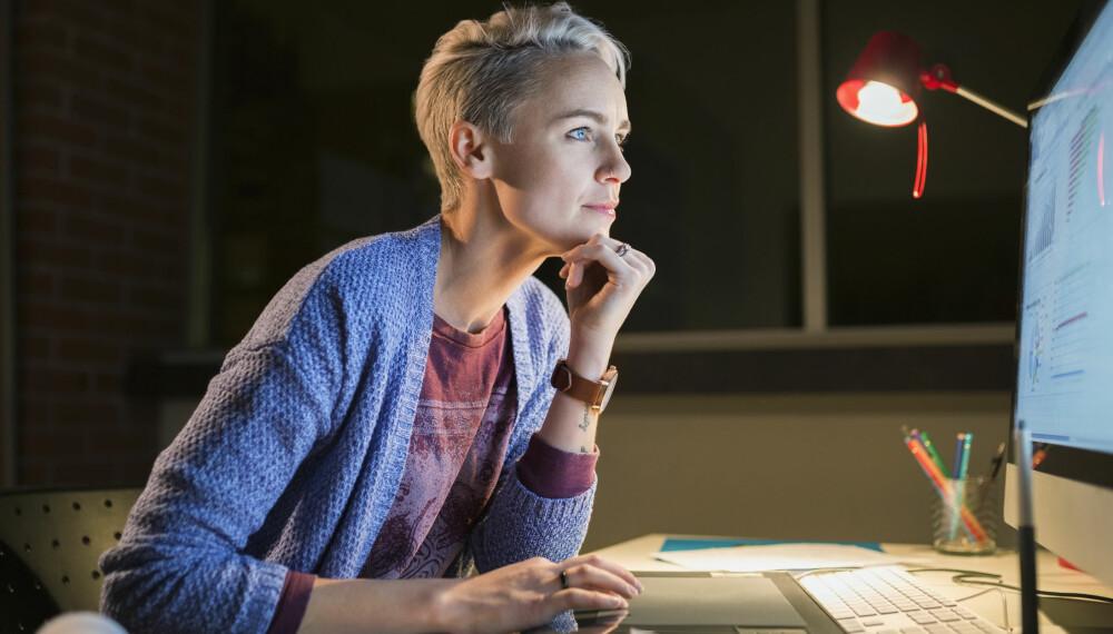 PERSONLIGHET: Hvordan du velger å sette opp CV-en din sier noe om personlighetene din. Vær derfor bevisst på om den forteller det du ønsker at den skal.