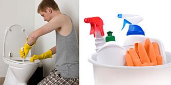EKSPERTENES RÅD: Det er mange fallgruver når du skal vaske hjemme, tro det eller ei.