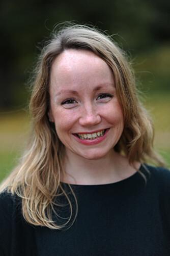 Sigrun Marie Moss, førsteamanuensis ved Psykologisk institutt, Universitetet i Oslo