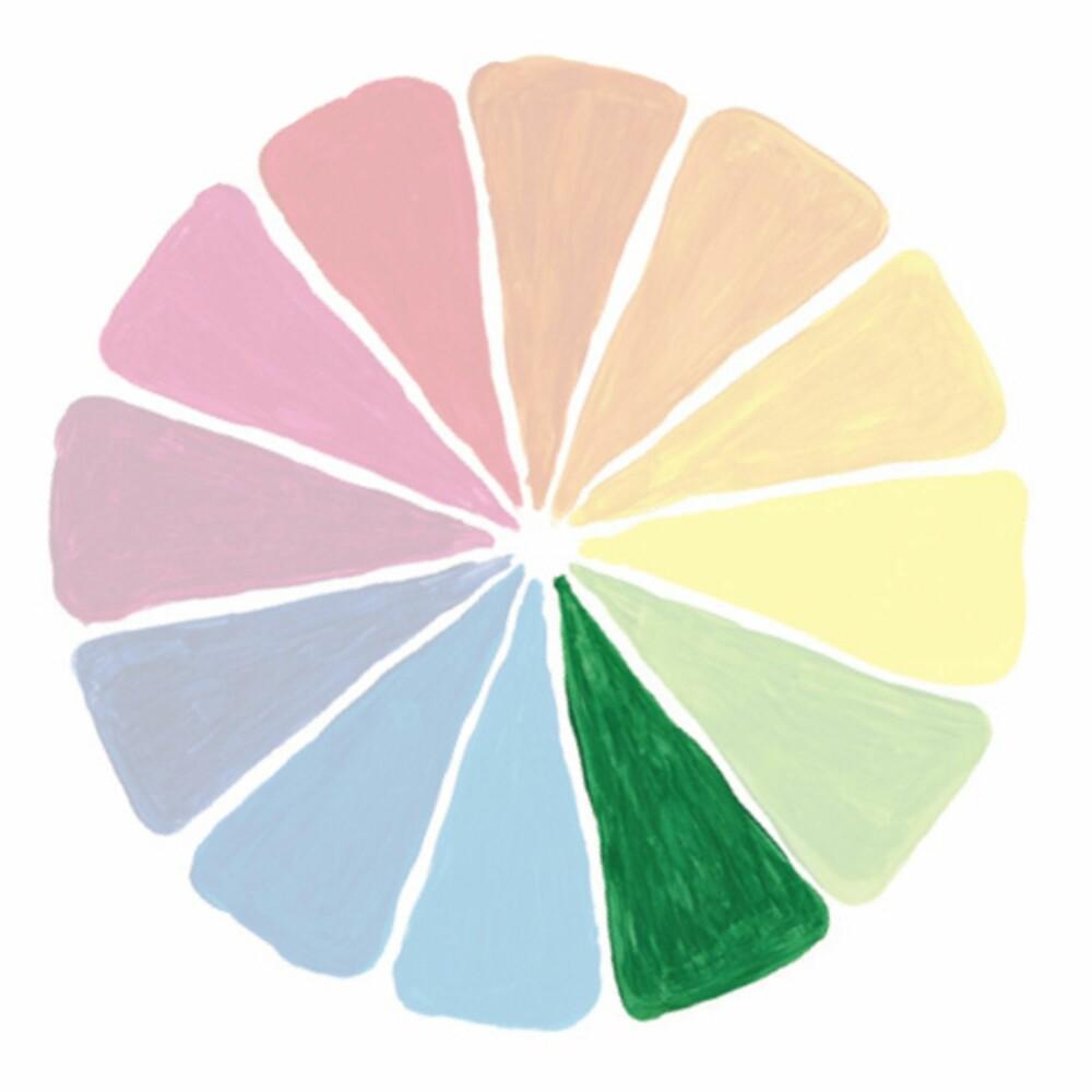 MONOKROM FARGESETTING: Her bruker du én nyanse fra fargesirkelen, men varierer med lyshet og metning.