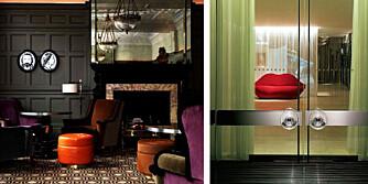 IKKE BARE Å SOVE PÅ: Disse hotellene tilfredsstiller mye mer enn bare som et sted å legge hodet på.
