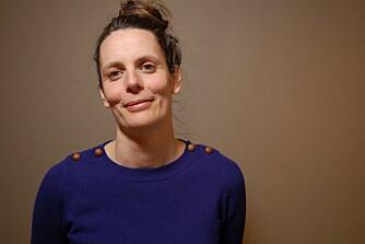 LEDER: Marit Aakre Tennø er leder i Noregs Mållag.