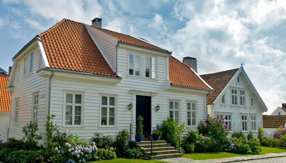 EN SOSIAL GREIE: Folk tar ikke opp boliglån bare for å kjøpe seg et fysisk sted å bo, men også for å få en sosial plassering.
