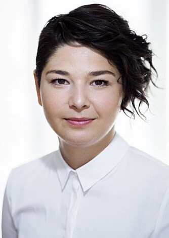 MARIA AMELIE: Forfatter og tidligere journalist i Teknisk Ukeblad.