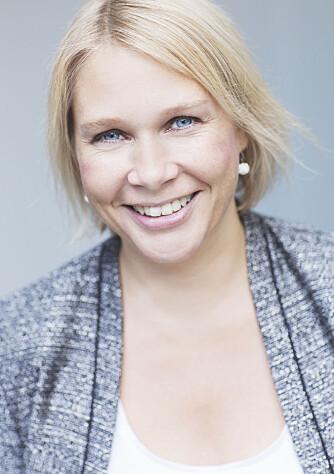 - Jeg kommer aldri til å spørre en kandidat om hun er gravid, sier rekrutterer Vibecke Martens Vesterdahl.