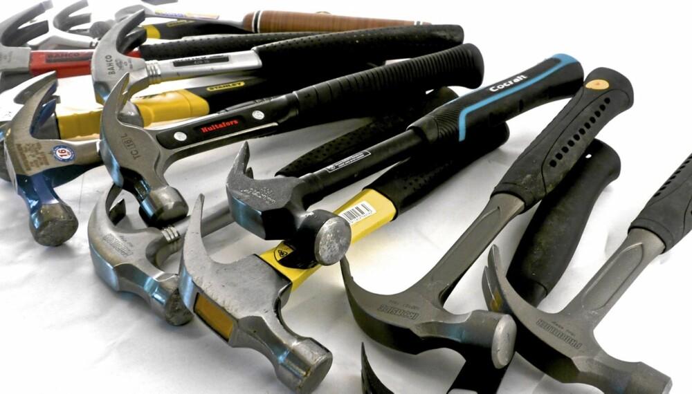 c326db7c Er hammeren billig er den også dårlig. Test av hammer - Verktøy