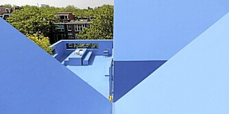Didden Village, utbygging av byhus, Rotterdam. MVRDV arkitekter.