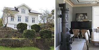 Elise Sælid Fjøsnes klassiske skipperhus på Fagerheim, på Tverdalsøy helt øst i Arendal kommune, er av BoligDrøms lesere blitt kåret til Norges Drømmebolig 2013.