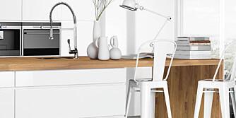 ARBEIDSFLATE: Benkeplaten er en av de hardest arbeidende overflatene i hjemmet ditt. Slik holder du den pen.