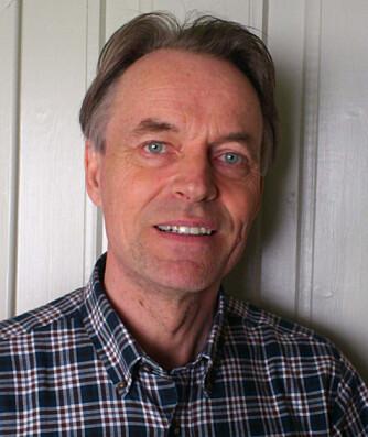 EKSPERT PÅ FUKT: Kai Gustavsen, yrkeshygieniker i NAAF.