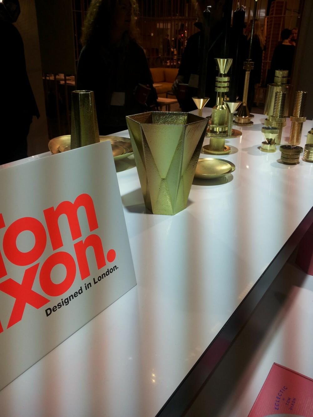 FOTO: Tom Dixons produkter gir en følelse av luksus.