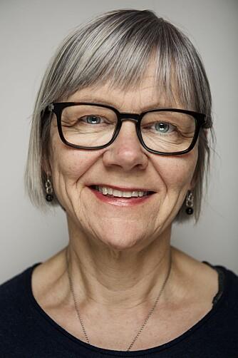 PROFESSOR: Norges første professor i jordmorfaget Ellen Blix snakker om fødsler, smertelindring, hjemmefødsler og jordmødre i denne podcasten fra HIOA.