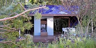 NORSKINSPIRERT: Denne hagen vant sølvmedalje under verden mest prestisjefylte hageutstilling, Chelsea Flower Show