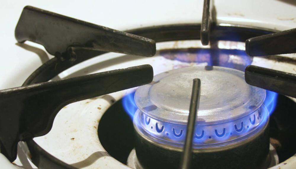 BRANNFELLE: Glemte bluss, gryter og panner er brannfeller. Det vil DSB gjøre noe med.