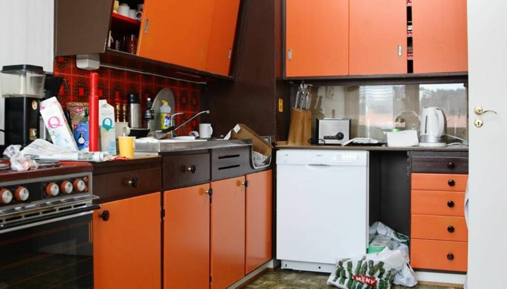 NY TV-SERIE: Blir dette Norges styggeste rom?