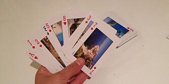 AMERIKANER: Her er reglene for kortspillet Amerikaner.