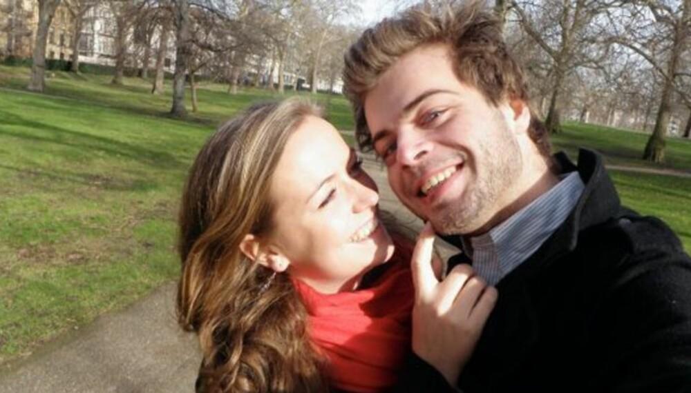 TUR MED KJÆRESTEN: Å dra på kjærestetur styrker forholdet, ifølge en ny undersøkelse.