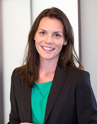 LINKEDIN: Vibeke Hansen, kommunikasjonsdirektør hos Microsoft Norway, mener at en oppdatert linkedIn-profil vil være viktigere enn en god CV i fremtiden.