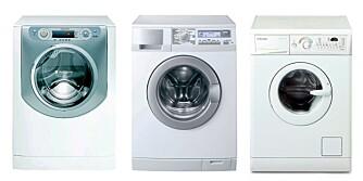 KJØP AV VASKEMASKIN: Vi gir deg oversikten over åtte maskiner med kombinert vaske- og tørkefunksjon.