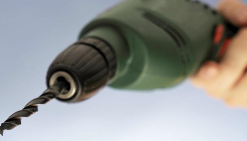 TEST: Vi har testet en rekke batteridrevne driller.