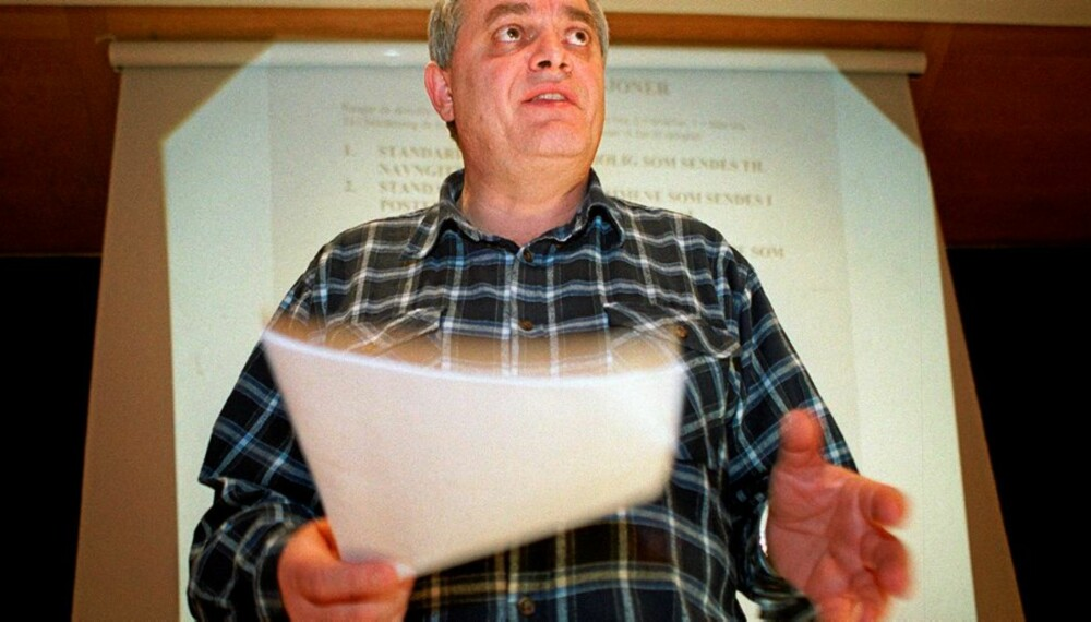 KUTT NÅ! Peter Batta i Huseiernes Landsforbund oppfordrer sine medlemmer til å sende brev til sin bank og kreve rentekuitt.