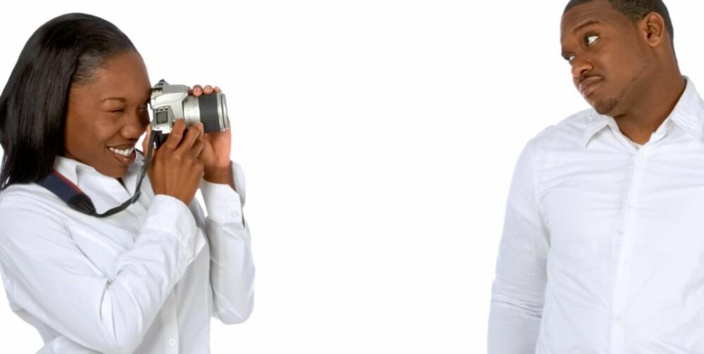 OPPLØSNING: MMS-bilder, bilder du kopierer fra nettet eller andre bilder med lav oppløsning, egner seg dårlig til å brettes ut over hele stueveggen.