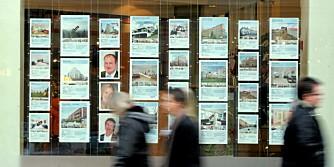 VIDERE PRISFALL: Førstegangskjøpere kan trygt utsette boligkjøpet til neste år, ifølge ekspertene. De tror på videre prisfall i 2009.