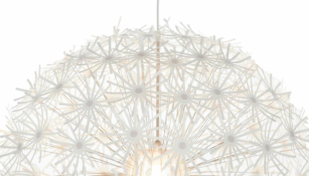 Denne pendellampen er designet av Marcus Arvonen. Og han innrømmer gjerne at du trenger tålmodighet.