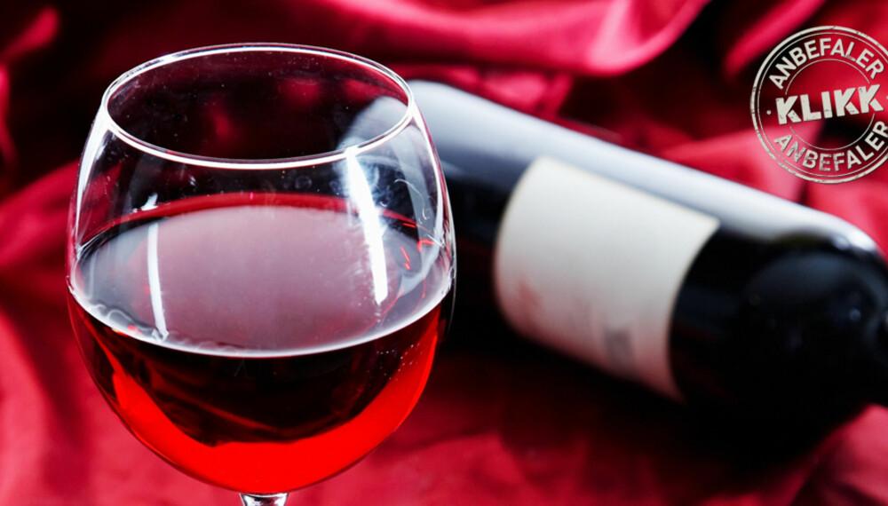 Klikks vinekspert anbefaler hvilke viner du bør drikke til lam.