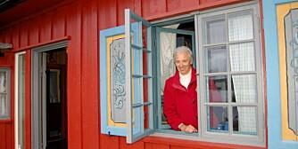 Innbrudd på hytta til Tove Kirkerud fra Oslo.