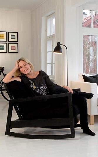 IKEAS KOMMUNIKASJONSSJEF: Camilla Lindemann har alltid vært over gjennomsnittet interessert i interiør.