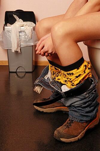 TOALETTPAPIR MANGLER: Hva er vel mer ergerlig enn når toalettpapiret er brukt opp?