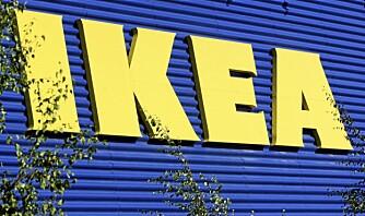POPULÆR: Ikea er populært i Beijing, men for helt andre grunner enn du tror.