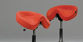 ¿ En stol gjør ikke ryggen bra, men den kan gjøre at den blir mindre vond, sier fysioterapeut Linda Wanczyckyj.