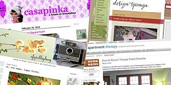 BLOGGER: Disse interiørbloggene bør du følge med på.