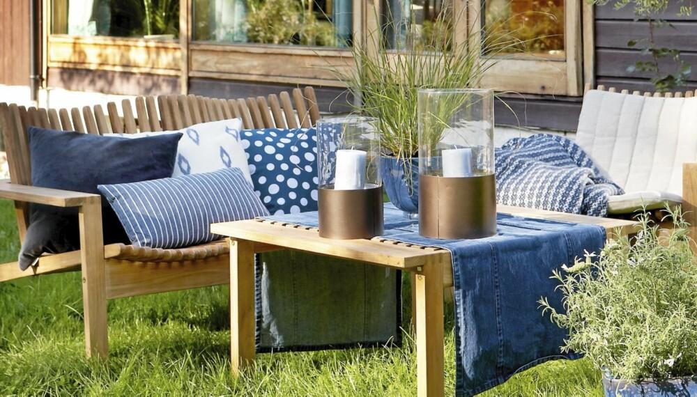 Fantastisk Utemøbler i hagen - Hage YI-36