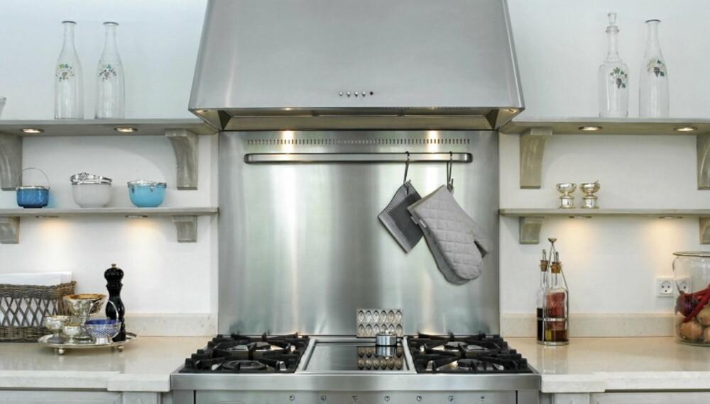 Siste 18 forslag til nytt kjøkken - Kjøkken UM-17