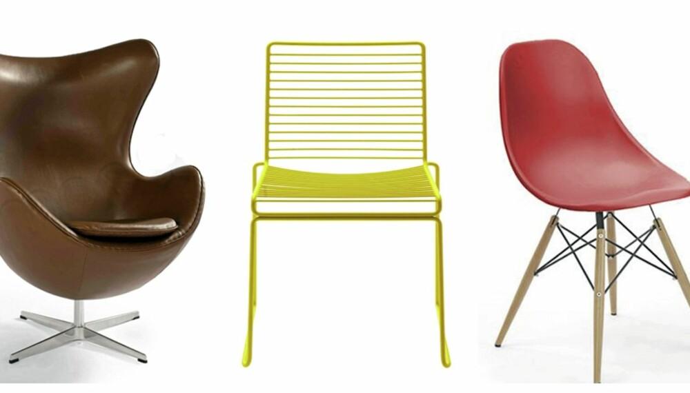 Oppdatert Her får du billige designmøbler - Inspirasjon SQ-61