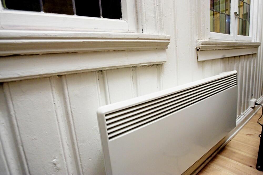 ENERGIMERKING: Fra 1. juli må alle boliger som skal selges eller leies ut energimerkes, og da må du blant annet merke av for hvilken type oppvarmingsløsning du har.