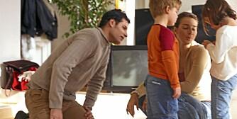 DYRT Å HA BARN: Familier betaler høyest husforsikring.
